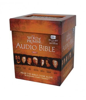 The Word of Promise: Complete Audio Bible