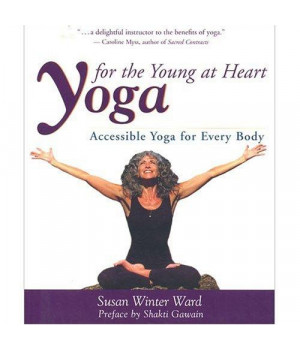buy yoga for the young at heart gentle stretching