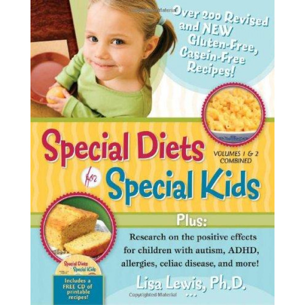 Buy Special Diets for Special Kids, Volumes 1 and 2 ...