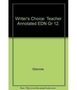 Grammar Workbook 12: Writer's Choice