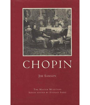 chopin (master musicians series)