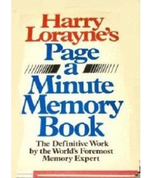 Harry Lorayne\'s Page-A-Minute Memory Book