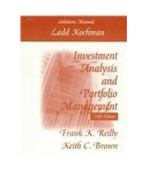 Student Solution Manual to accompany Investment Analysis and Portfolio Management