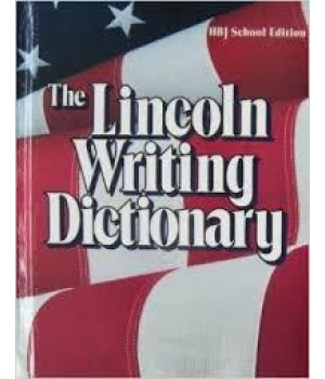 Lincoln Writing Dictionary