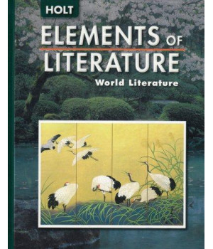 Elements of Literature: World Literature