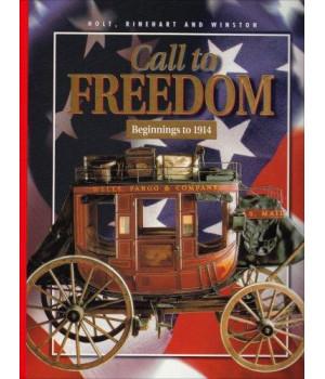 pe call to freedom b-1914 2000