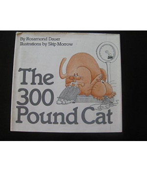 The 300 Pound Cat