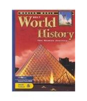 Holt Human Journey: Student Edition Modern World History 2003