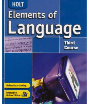 elements of language: student edition grade 9 2004