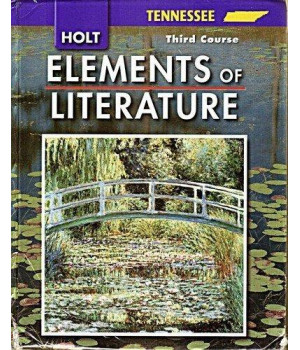 Elements of Literature, 3rd Course, Tennessee Edition, Grade 9