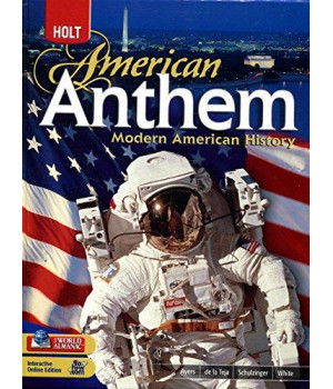 American Anthem, Modern American History: Student Edition 2009