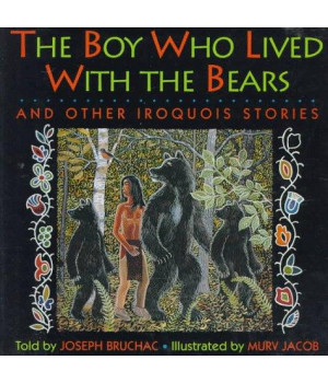 boy who lived with bears and other iroquois stories