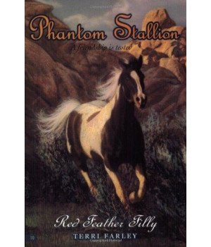 Phantom Stallion #10: Red Feather Filly