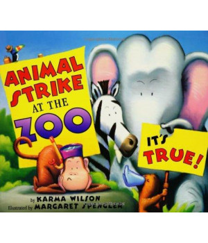 Animal Strike at the Zoo. It\'s True!