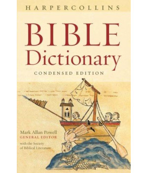 HarperCollins Bible Dictionary - Condensed Edition