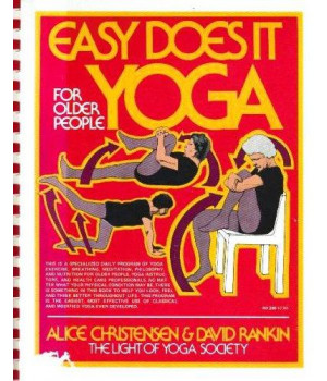Easy Does It Yoga for Older People