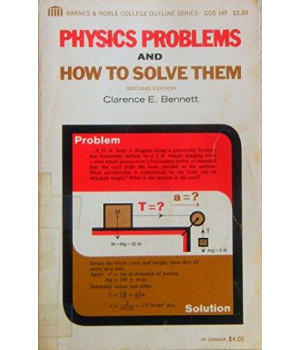 Physics Problems and How to Solve Them