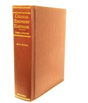 Chemical engineers\' handbook (McGraw-Hill chemical engineering series)
