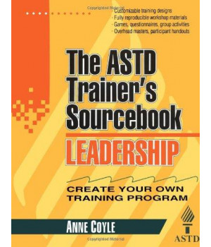leadership: the astd trainer's sourcebook