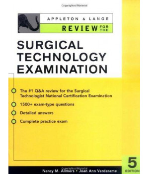 Appleton & Lange Review for the Surgical Technology Examination