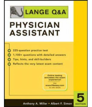 Lange Q&A: Physician Assistant, Fifth Edition (LANGE Q&A Allied Health)