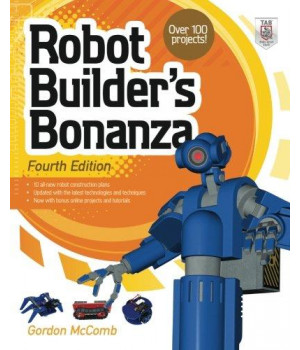 Robot Builder\'s Bonanza, 4th Edition