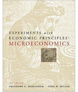 Experiments with Economic Principles: Microeconomics