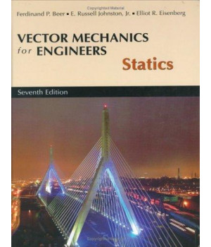 vector mechanics for engineers: statics, 7th edition