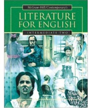 Literature for English: Intermediate Two (Amazing Americans)