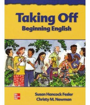Taking Off Beginning English SB