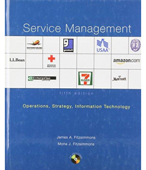 Service Management (Irwin/Mcgraw-Hill Series in Operations and Decision Sciences.)
