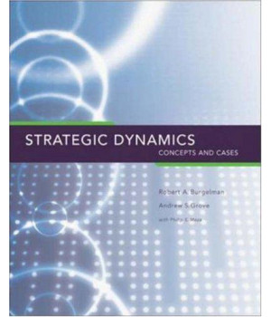 Strategic Dynamics: Concepts and Cases