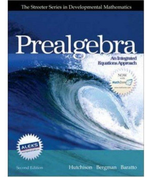 prealgebra (streeter series in mathematics)
