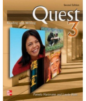 Quest Reading and Writing 3, 2nd Edition