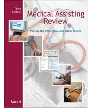 Medical Assisting Review: Passing the CMA, RMA, & Other Exams w/Student CD-ROM