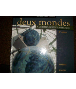 Deux Mondes: A Communicative Approach