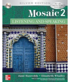 Mosaic 2: Listening, Speaking with CD
