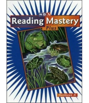 reading mastery plus grade 3, textbook a (read aloud libraries)