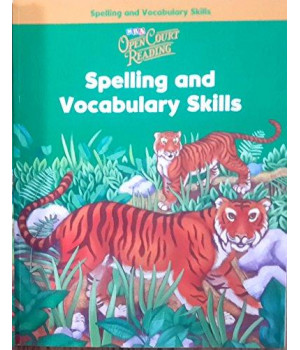 open court reading, spelling and vocabulary skills: level 2 (ocr staff development)