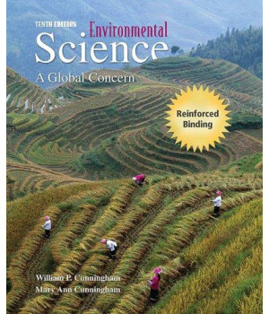 Environmental Science: A Global Concern (NASTA Hardcover Reinforced High School Binding) (A/P ENVIRONMENTAL SCIENCE)