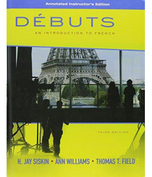 Debuts (An Introduction to French)