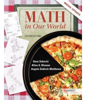 Math In Our World, Media Update