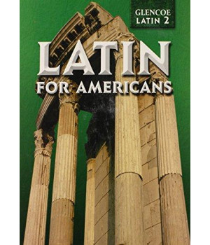 Latin for Americans Level 2 Student Edition