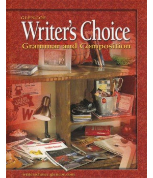 Writer\'s Choice: Grammar and Composition, Grade 10, Student Edition