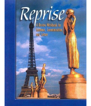 Reprise: A Review Workbook for Grammar, Communication, and Culture, Student Text (NTC:  REPRISE)