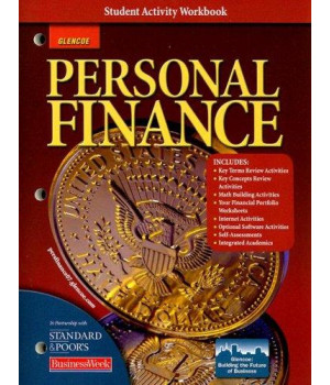 Personal Finance, Student Activity Workbook (PERSONAL FINANCE (RECORDKEEP))