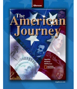 The American Journey, Student Edition (THE AMERICAN JOURNEY (SURVEY))