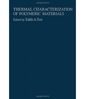 thermal characterization of polymeric materials