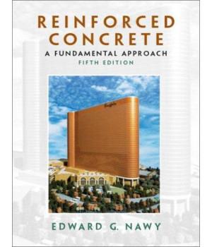 Reinforced Concrete: A Fundamental Approach (5th Edition)