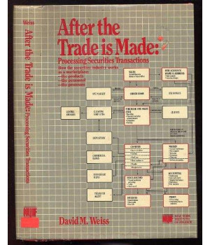 After the Trade is Made: Processing Securities Transactions